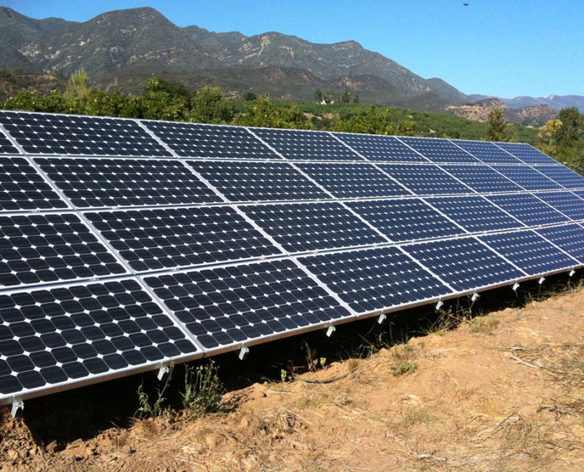 solar panels - Electrical design and control systems - Plant Logic